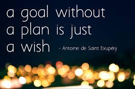 goal blog